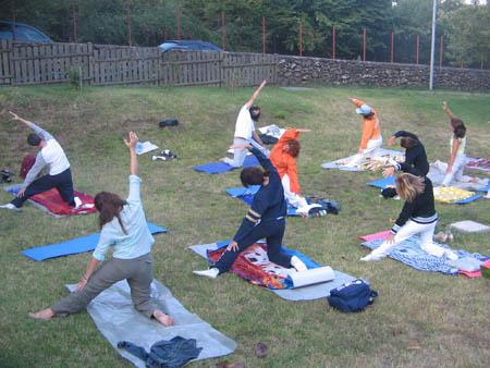 10 settembre 2006 – SHANTI – Yoga per la non violenza