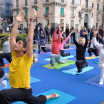 catania yoga day