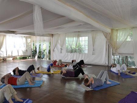10 giugno 2009 – Yoga anni d'argento