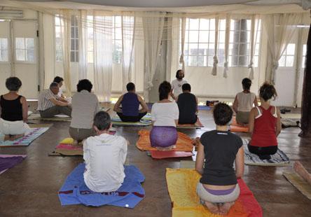 21 giugno 2009 – Seminario: i tre bandha nella pratica dello yoga
