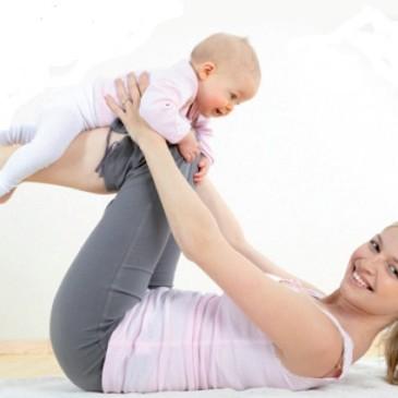 Yoga per mamme e bimbi