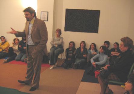 14 novembre 2004 – Maurizio Riolo – L'equilibrio psicofisico nel quotidiano