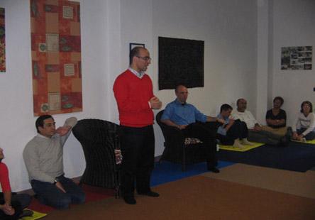 23 ottobre 2005 – Luciano Bonferrato e Salvatore Bonferrato – Riequilibrio vertebrale e armonizzazione energetica attraverso l'osteopatia