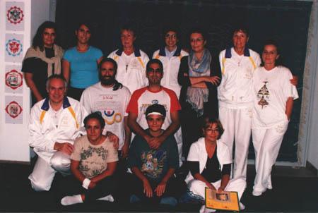 27 ottobre 2004 – Giuseppe Zanella – Corso di primo livello Reiki