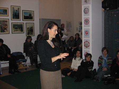 6 marzo 2005 – Gabriella Sapuppo – Riequilibrio emozionale con i fiori di Bach