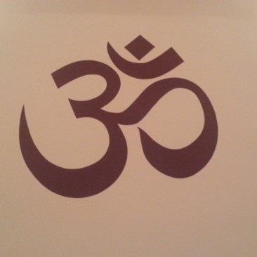 particolare della sala yoga