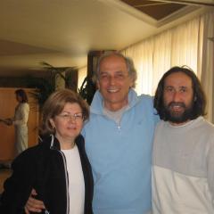 con Antonio Nuzzo