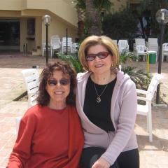 con Rosanna Rizzi