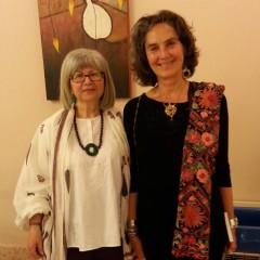 con Barbara Woehler