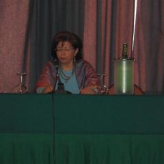 Convegno Federazione Mediterranea Yoga 2006