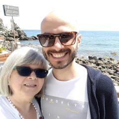 con Fabrizio Fresta