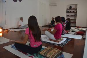 Hatha Yoga con Antonella Sgroi