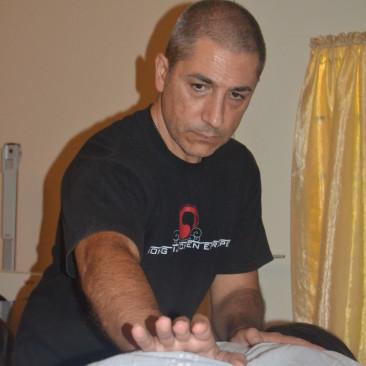 Massaggio Tuina (cinese) con Luca Madeddu