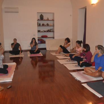 Hatha Yoga con Simona Taschetti