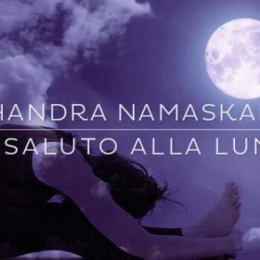 8 marzo 2018 ore 18.30 – Pratichiamo Chandra Namaskara