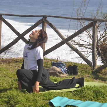 23 marzo 2019 – Yoga en plein air