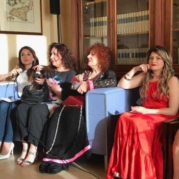 8 giugno 2019 ore 18.00 – Ammagatrìci di Marinella Fiume – Book Performance