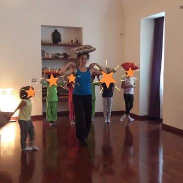 14 ottobre 2019 – Inizia lo yoga per bambini